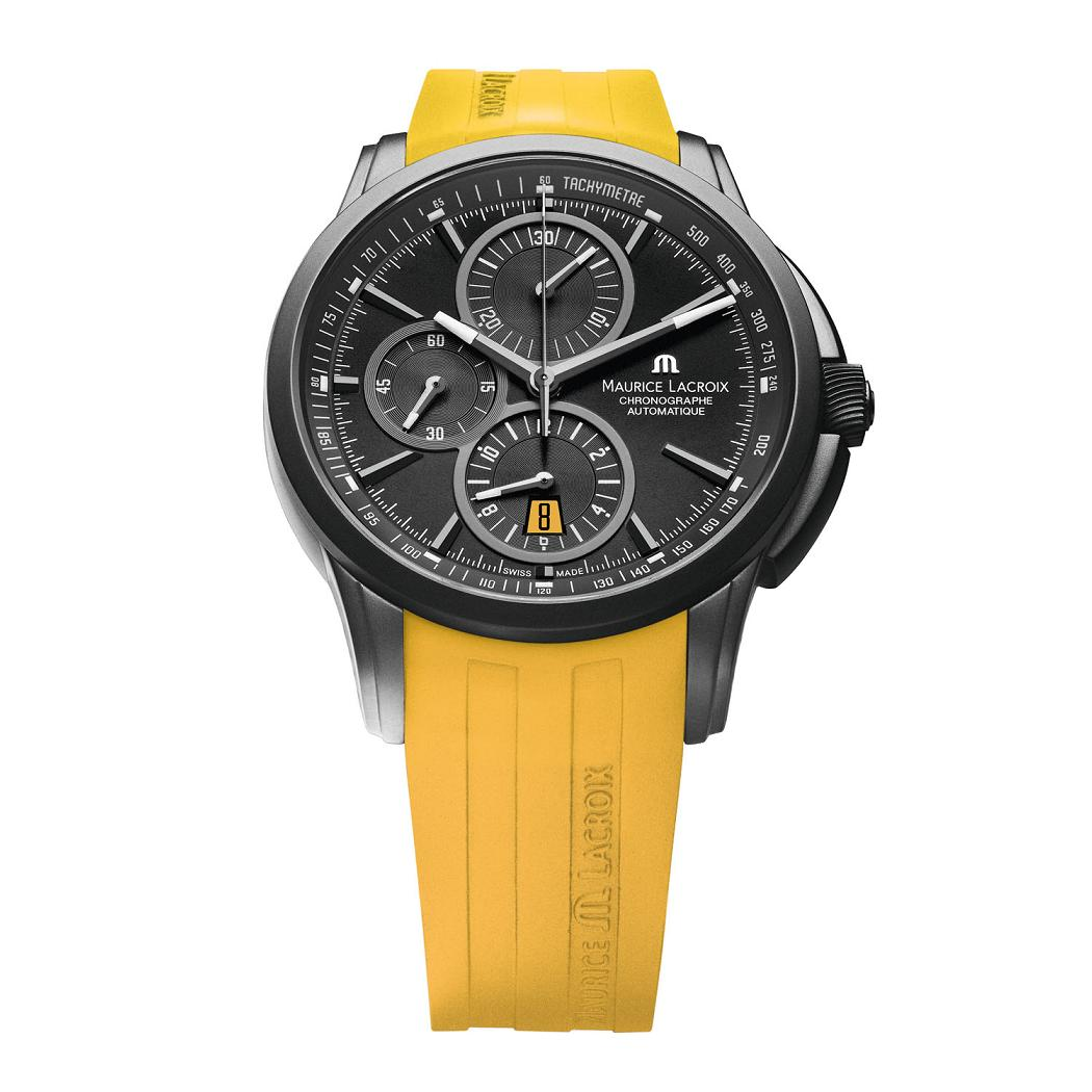 Maurice Lacroix Pontos The Olympians PT6188SS0013313333 1