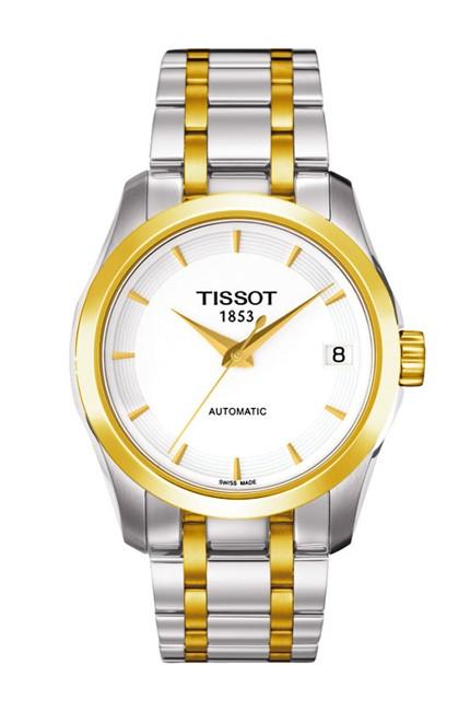 Tissot COUTURIER T0352072201100 1