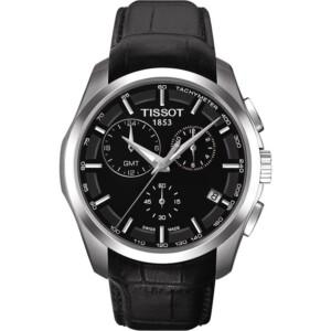 Tissot COUTURIER GMT T0354391605100