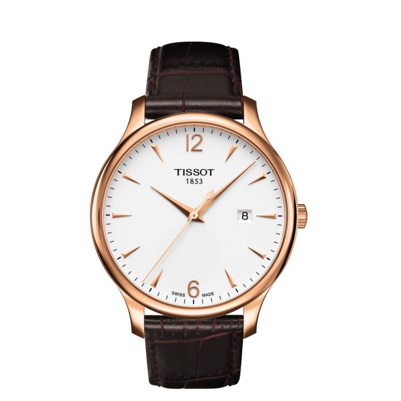 Tissot TRADITION GMT T0636103603700 1