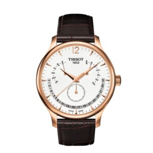 Tissot TRADITION GMT T0636373603700