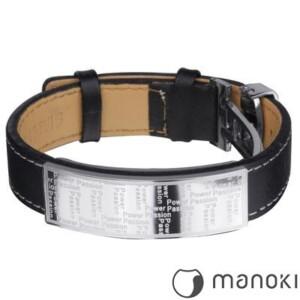 Manoki Bransoletka BA099