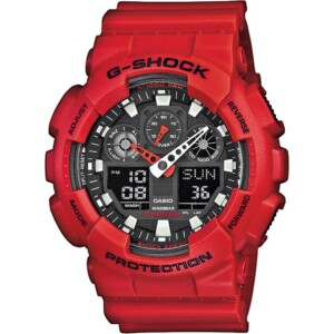 Casio Gshock Basic GA100B4A