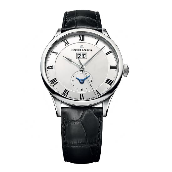 Maurice Lacroix Masterpiece Tradition Date GMT MP6707SS001112 1