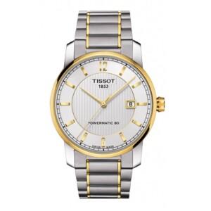 Tissot TITANIUM AUTOMATIC T0874075503700