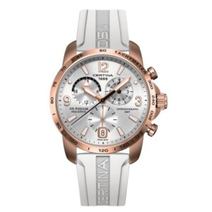 Certina DS PODIUM CHRONO GMT ALUMINIUM C0016399703701