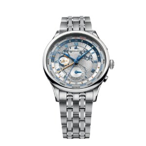Maurice Lacroix Masterpiece Worldtimer MP6008SS002111