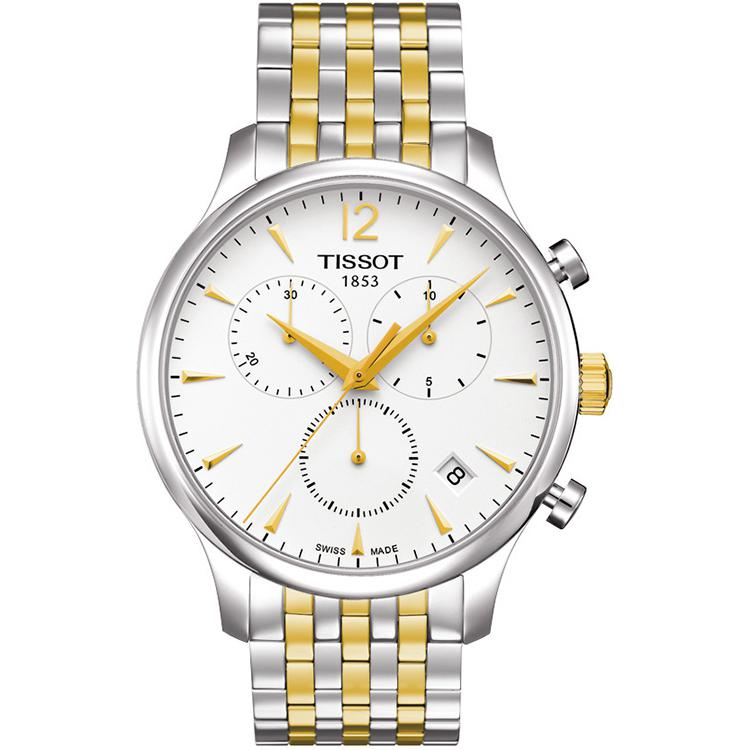 Tissot Tradition T0636172203700 1