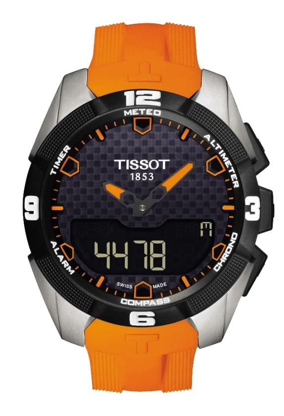 Tissot TTouch Expert Solar T0914204705101 1