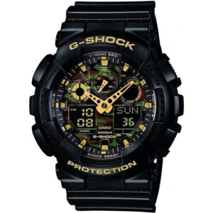 Casio Gshock Basic GA100CF1A9