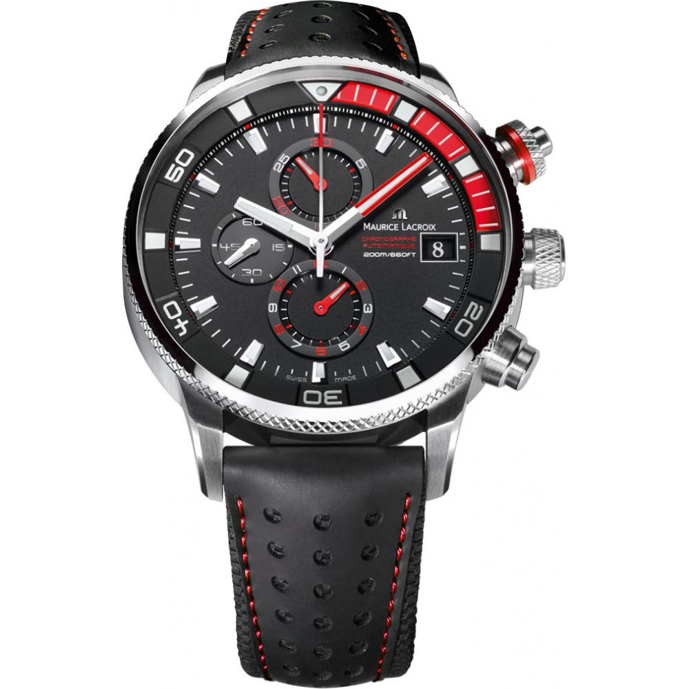Maurice Lacroix PONTOS S SUPERCHARGED PT6009SS001330 1