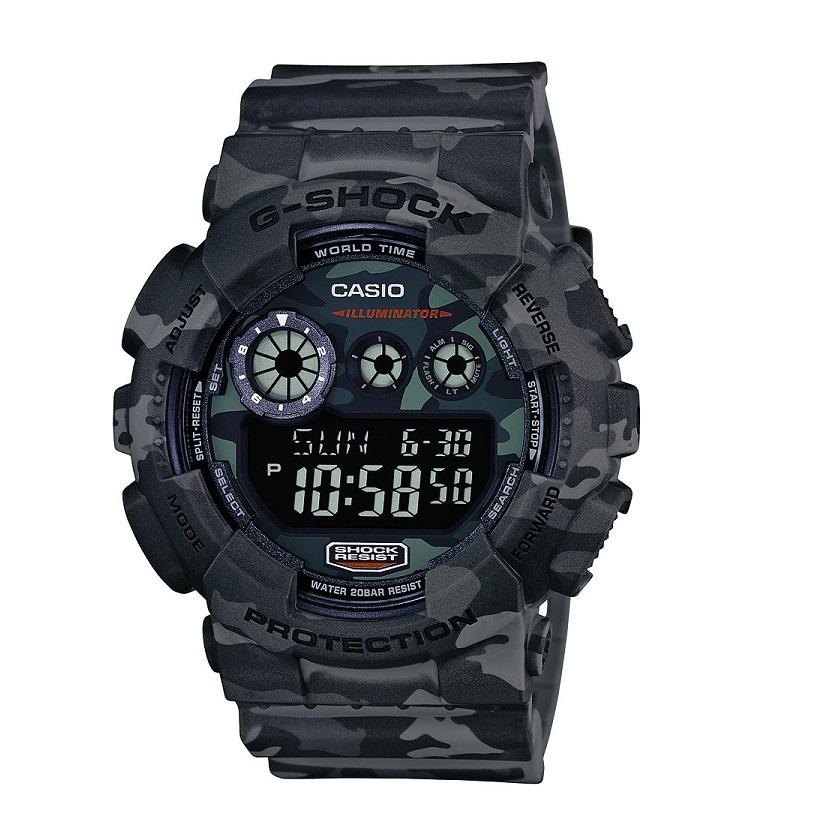 Casio GShock GD120CM8 1