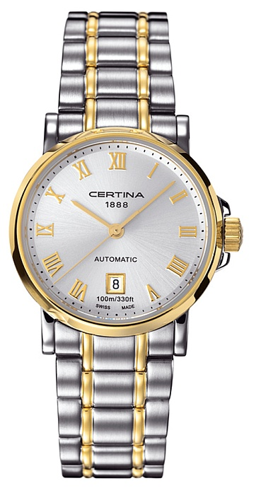 Certina DS CAIMANO LADY AUTOMATIC C0172072203300 1