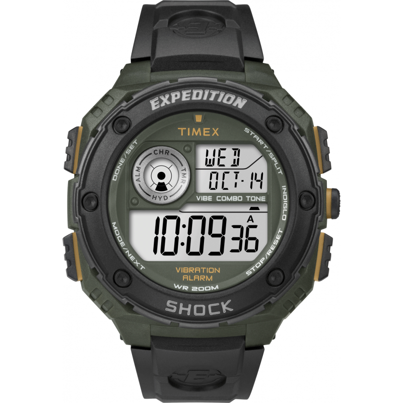 Timex Vibe Shock T49982 1