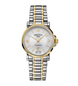 Certina DS CAIMANO LADY AUTOMATIC C0172072203700