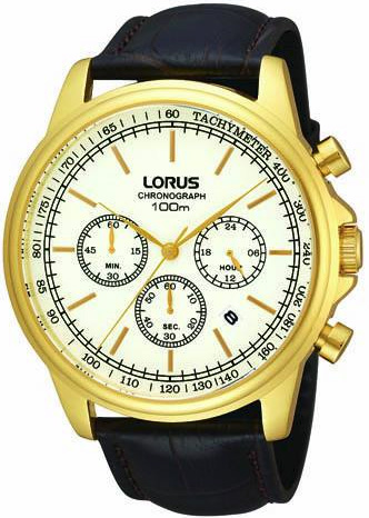 Lorus CHRONOGRAPH RT380CX9 1