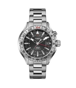 Timex Inteligent Quartz 3GMT T2P424