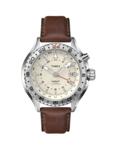 Timex Inteligent Quartz 3GMT T2P426