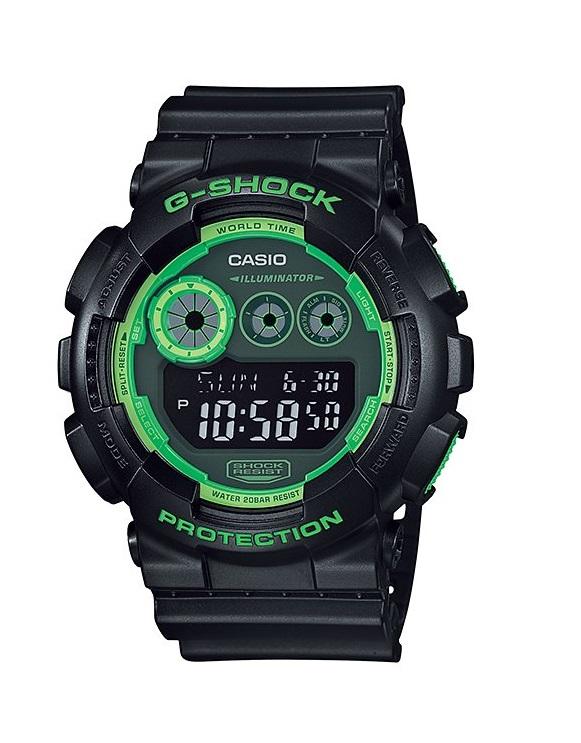Casio GShock GD120N1B3 1
