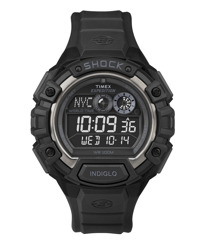 Timex Expedition Shock Combo T49970 1