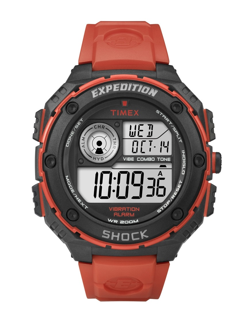 Timex Expedition Shock Combo T49984 1