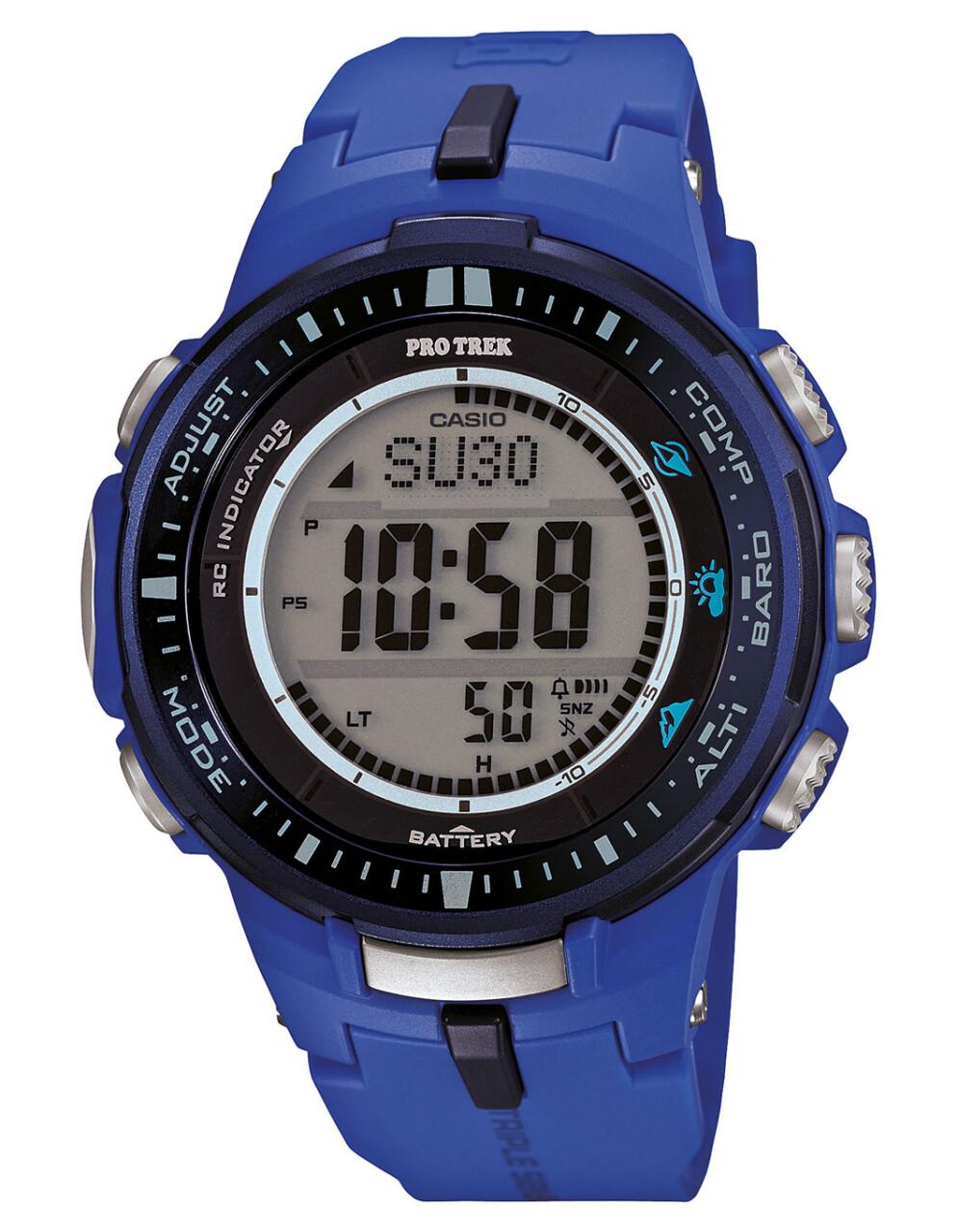 Casio Pro Trek PRW30002B 1