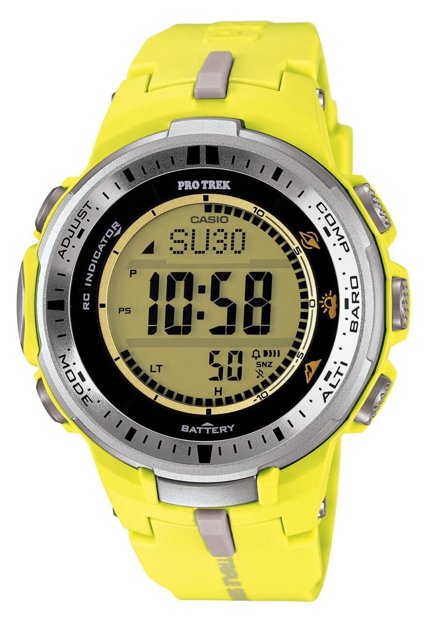 Casio Pro Trek  PRW30009B 1