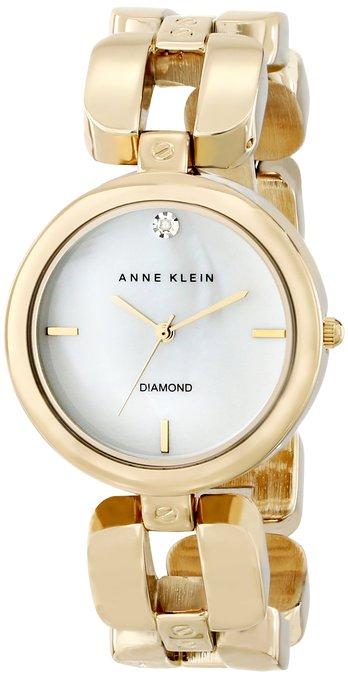 Anne Klein Damskie AK1674MPGB 1