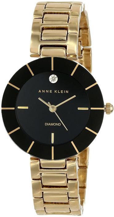 Anne Klein Damskie AK1806BKGB 1