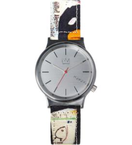Komono Wizard Print Series Basquiat Tenor