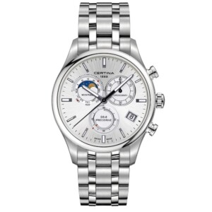 Certina DS8 Chrono Moonphase Precidrive C0334501103100