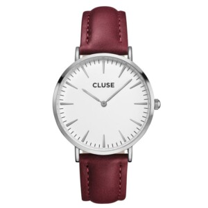 Cluse Damskie La Boheme Silver CL18217