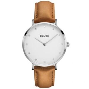 Cluse Damskie La Boheme Silver Stones CL18609