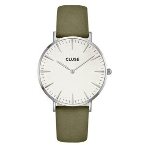 Cluse La Boheme Silver CL18227
