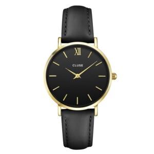 Cluse Minuit Gold Black/Black CW0101203019