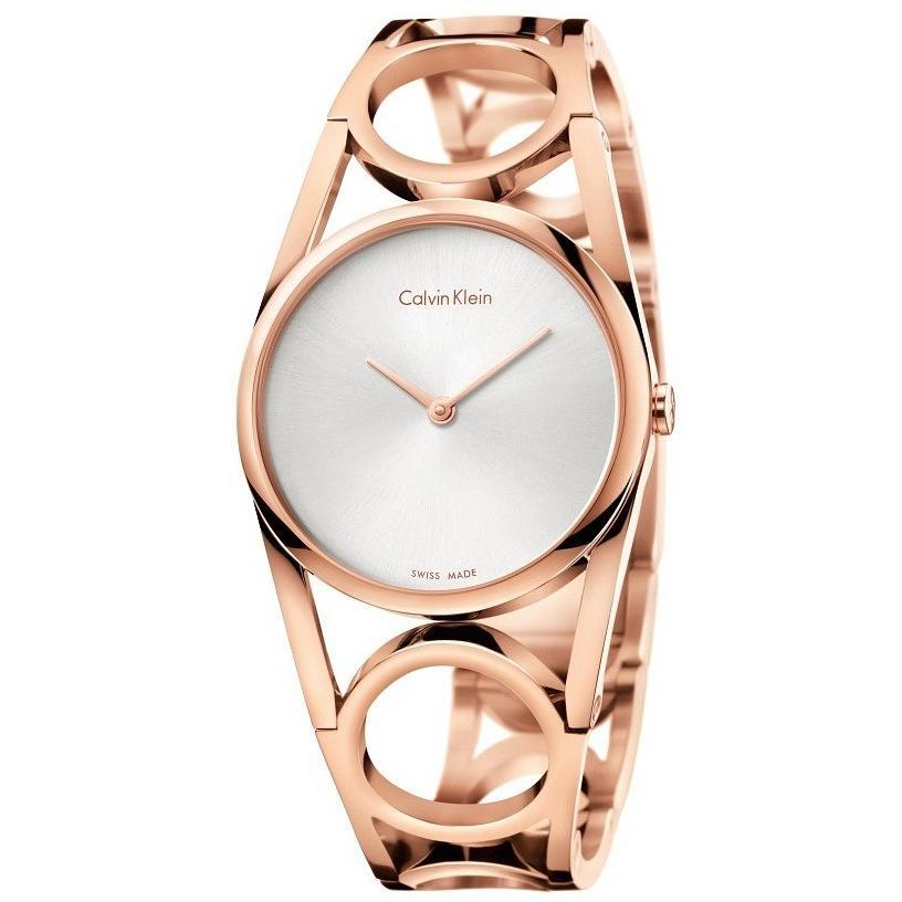 Calvin Klein LADY ROUND K5U2M646 1