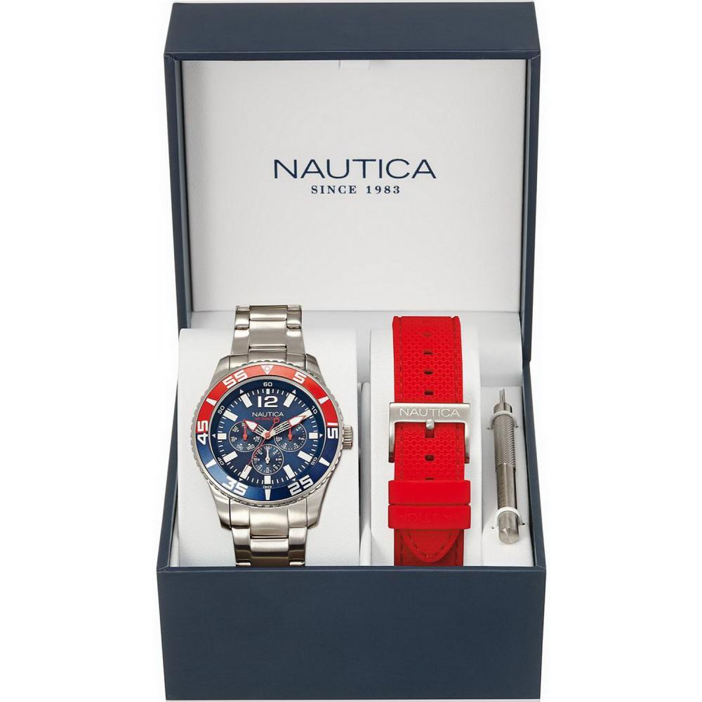 Nautica Męskie NAI16500G 1