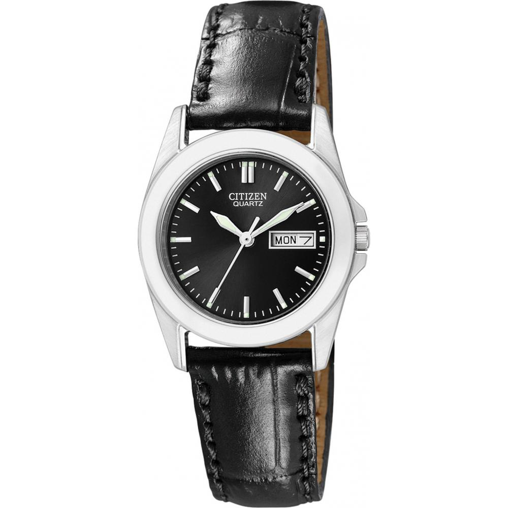 CITIZEN LEATHER EQ056009EE 1