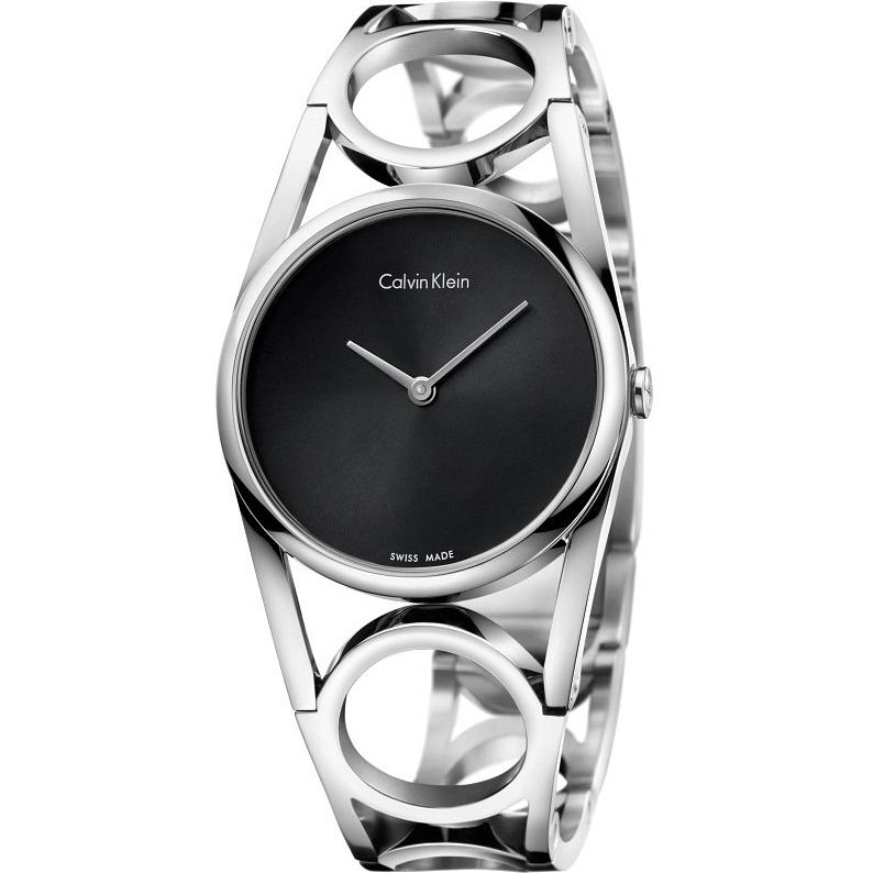 Calvin Klein LADY ROUND K5U2M141 1