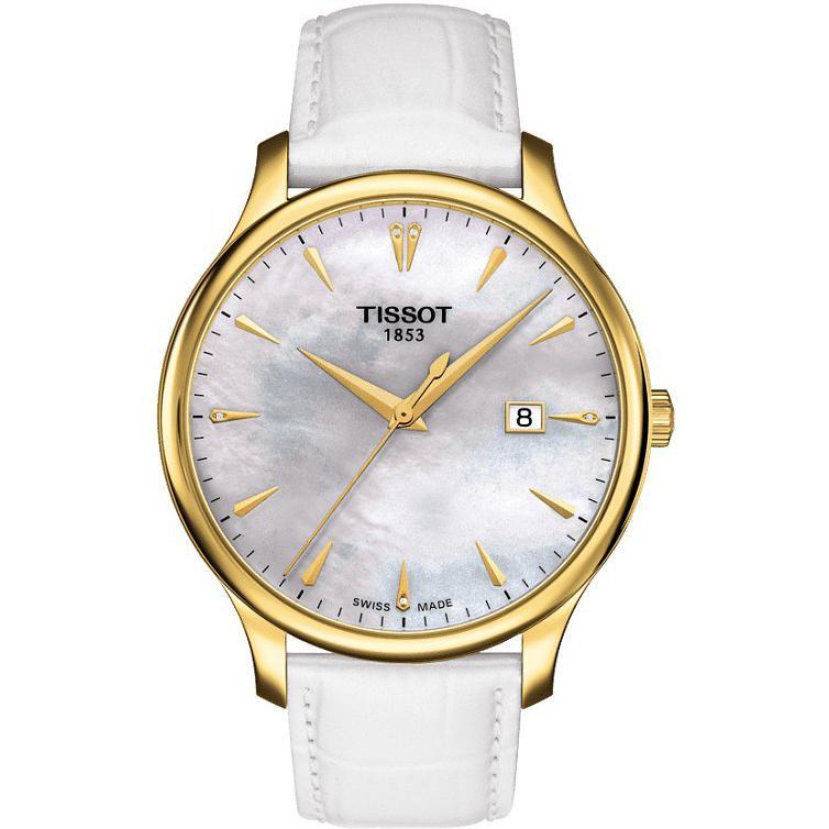 Tissot Tradition Lady T0636103611600 1