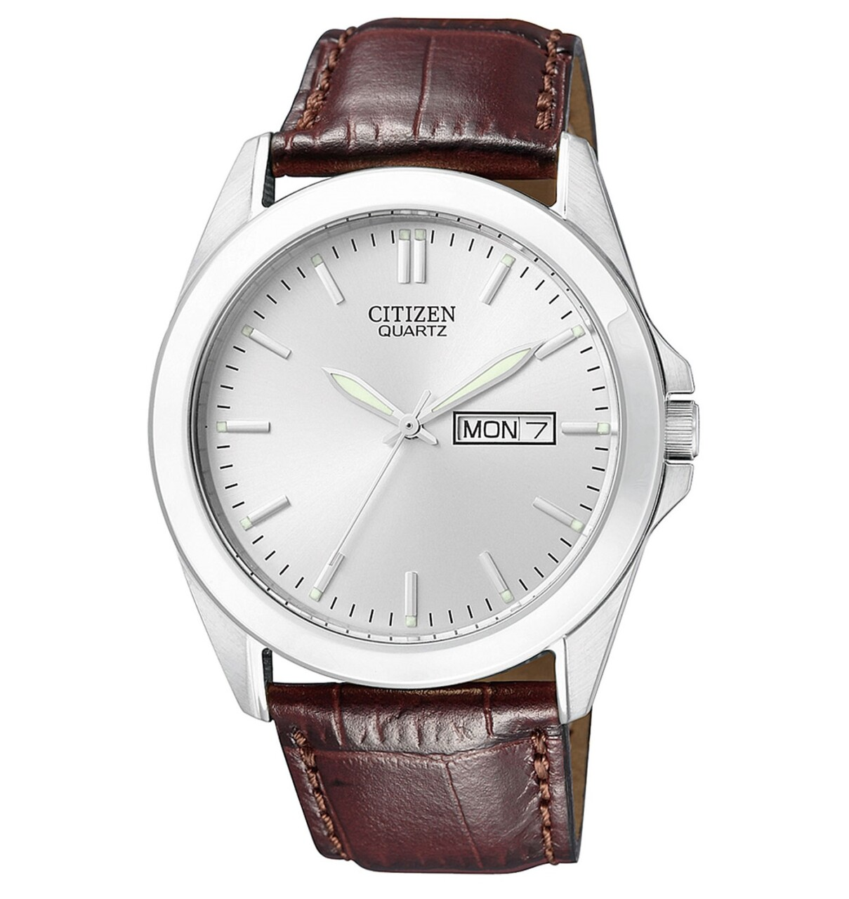 Citizen LEATHER BF058014AE 1
