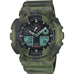 Casio GShock GA100MM3A