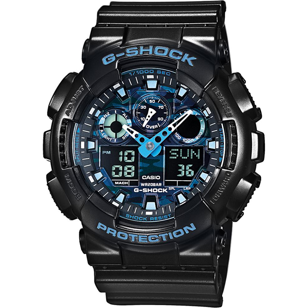 Casio GShock Basic GA100CB1A 1