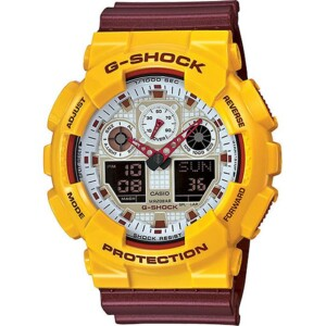 Casio GShock GA100CS9A