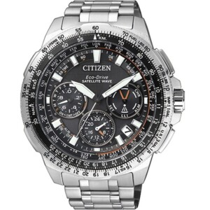 Citizen PROMASTER Navihawk GPS Satellite Wave CC902054E