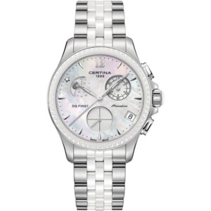 Certina DS First Lady Chrono Moonphase C0302501110600