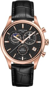 Certina DS8 Chrono Moonphase Precidrive C0334503605100