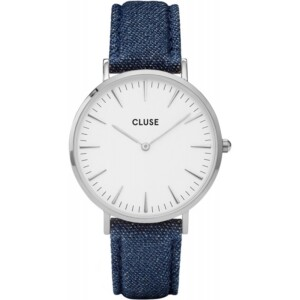 Cluse La Boheme Silver CL18229