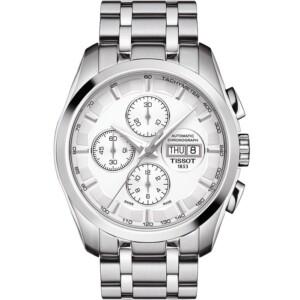 Tissot COUTURIER Chronograph Valjoux T0356141103100