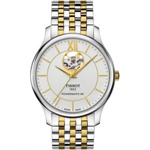 Tissot TRADITION Automatic Open Heart T0639072203800